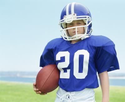Youth Football Homecoming Activities