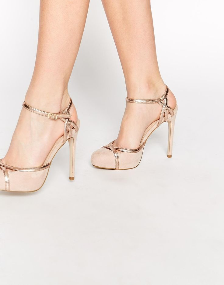 Image 1 of ASOS PREQUEL High Heels