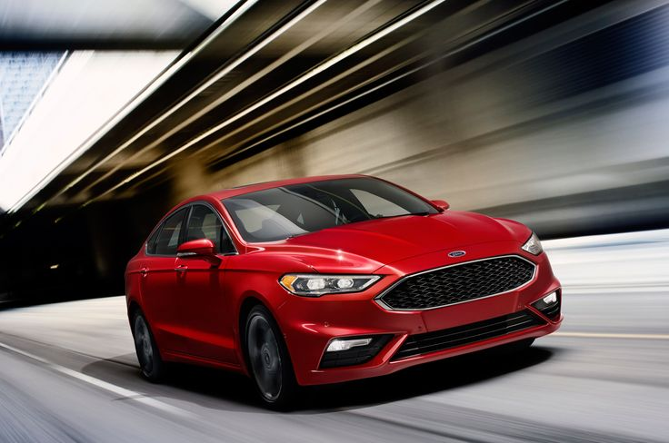 2017 Ford Fusion Sport Packs an Insane 380 LbFt of Torque