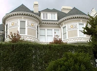 The Ghost of Claudia Chambers, The Chambers Mansion - San Franciso, California In 1887, silver tycoon Richard Chambers is said to have built a stately manor featuring two tower like features in the front facade.  Chambers made his mark on Utah gaining wealth from the silver mines, but it would be this new mansion in the Pacific Heights area of San Francisco that would become well known all over the world, in a haunting way. Read the full story>>