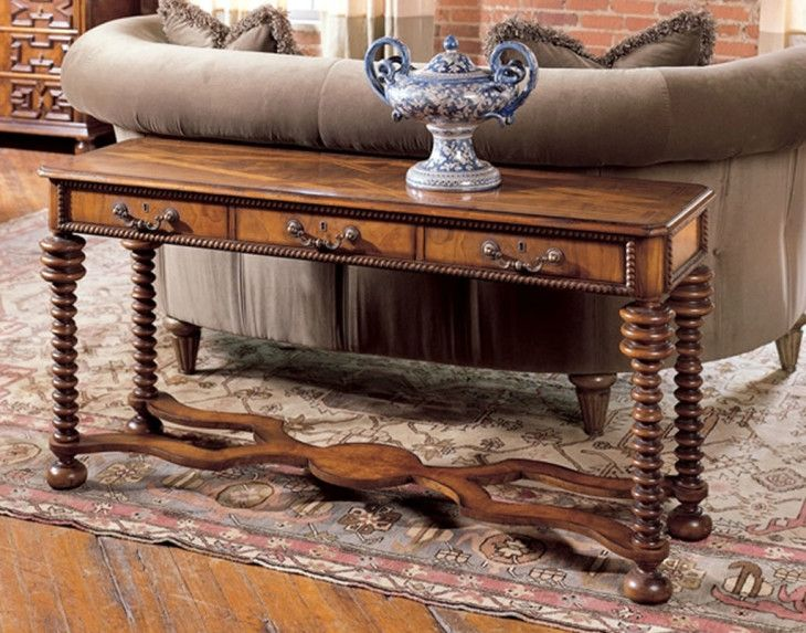 Luxury Home Furniture Design Of Tuscany Italian Sofa Table - pictures, photos, images