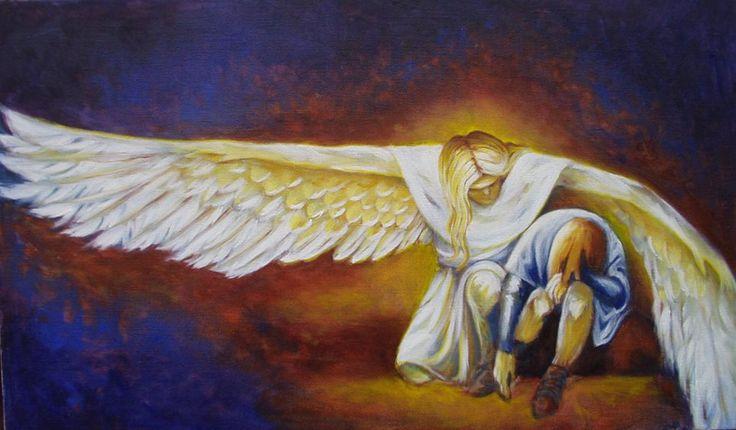 O PODER E ENCANTO DOS  ANJOS MENSAGEIROS  DE  ALLAH: VOCÊ SABE POR QUE O SALMO 91 É O MAIS PODEROSO ESC...