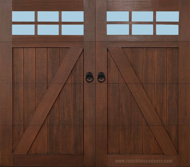 86 best images about faux wood garage doors on pinterest for Replacement wooden doors