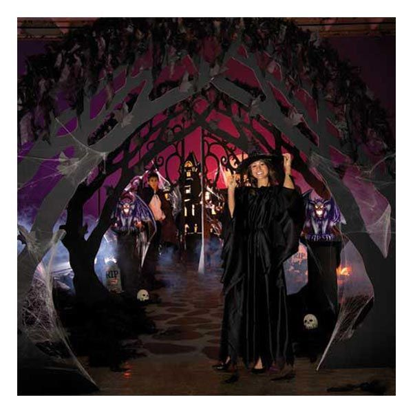 haunted forest complete theme m party store this is halloweeninspiration pinterest haunted forest party stores and halloween parties - Halloween Party Store