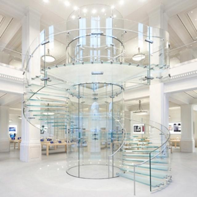 Apple new shop @ Amsterdam