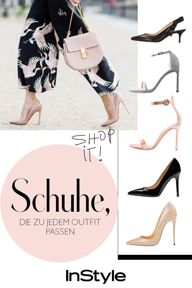 Yes! Diese 3 Schuhe passen wirklich zu jedem Outfit | Neues