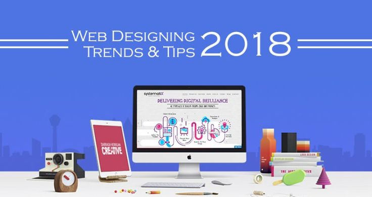 Web designers need to cope with increasing technical challenges and still manage to create sites that gives the user a seamless experience. check out some trends & tips to follow for #WebDesigning.  Click here to read more : https://goo.gl/yhWsE9    #Trends2018 #WebDevelopment