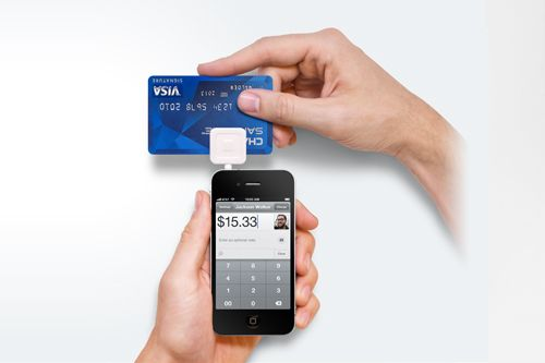 Square lets you easily accept credit card payments via your iPhone