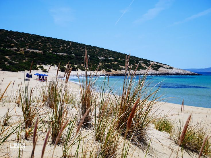 Naxos: plaje ca-n Tailanda