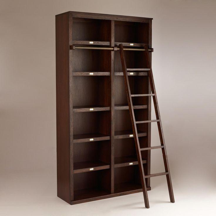 Augustus Library Bookshelf - World Market from Cost Plus World Market.