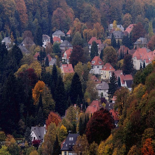 Lust auf Bielefeld im Herbst!!