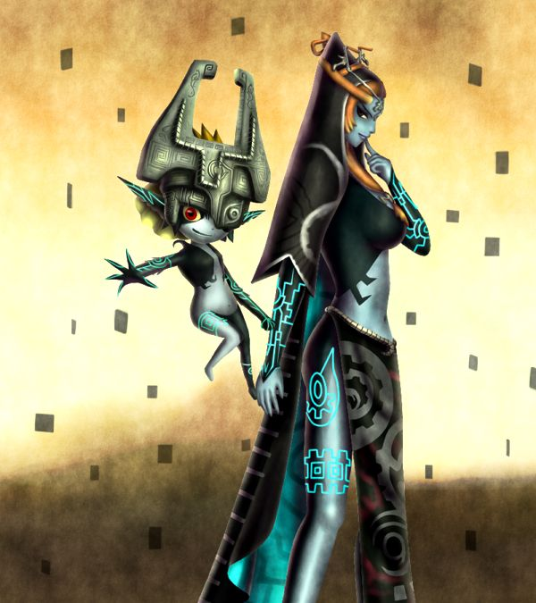 161 best Midna, The Twilight Princess images on Pinterest | Legend ...