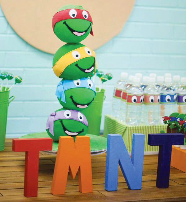 TMNT Party
