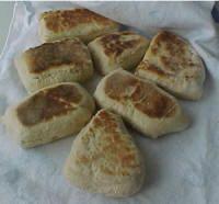 Bannocks- Scottish oat cakes
