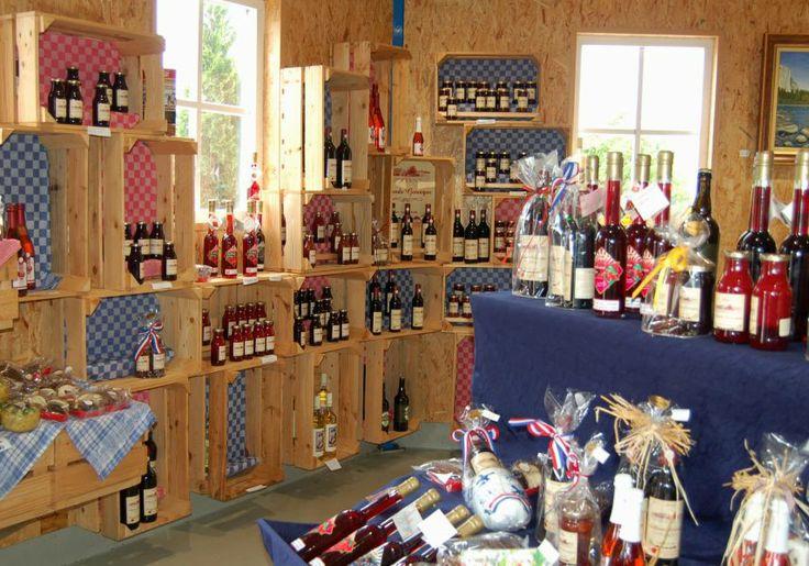 Tuinderij Ernie van der Kolk met boerderijwinkel. Hier kun je terecht voor o.a. aardbeien, asperges, aardappels, jam en geschenken.