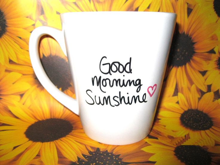 Good Morning Sunshine Tee : Good morning sunshine want wherethe is pinterest