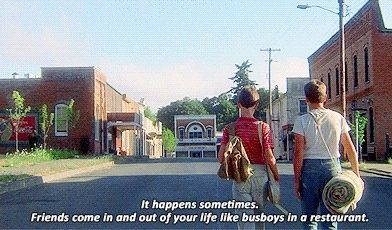Stand by Me. Best movie ever. And this statement is pretty much spot on.