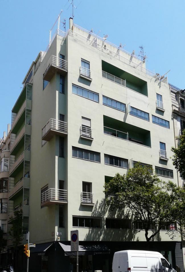 251 mejores im genes de arquitectura del sxx en pinterest - Arquitecto espanol famoso ...