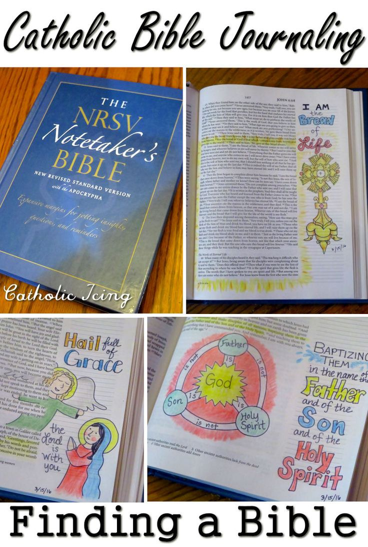 Having+trouble+finding+a+journaling+bible+for+Catholics?+Check+out+your+options+here.+