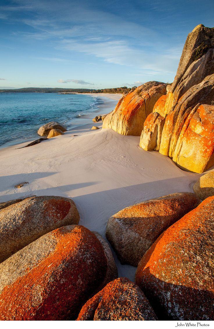 Bay of Fires, Tasmania, Australia ♡