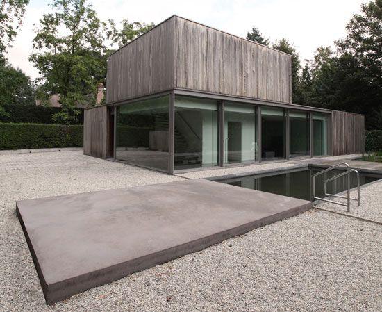 House K in Belgium by Or Architecten