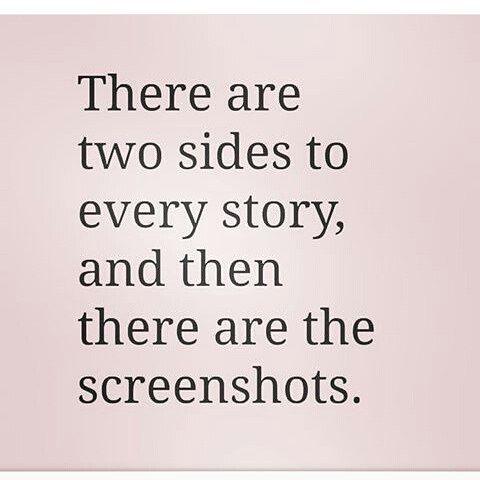 Don't lie, sillies.                                                       …