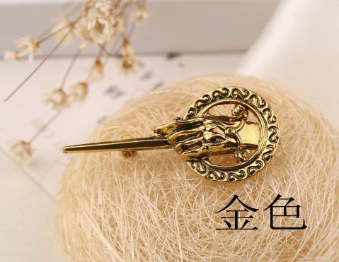 Popular Vintage Bronze Gold Colors Movie A Song Of Ice Fire Game Of Thrones Hand Of The King Scepter Badge Brooch wholesale  //Price: $US $9.78 & FREE Shipping //     #gameofthrones #gameofthronestour #gameofthronesfamily  #starks #sansastark #jonsnow  #gotseason #gameofthronesaddict  #gameofthronesfanart gameofthronesfan #gameofthronesmemes #gameofthronesfans