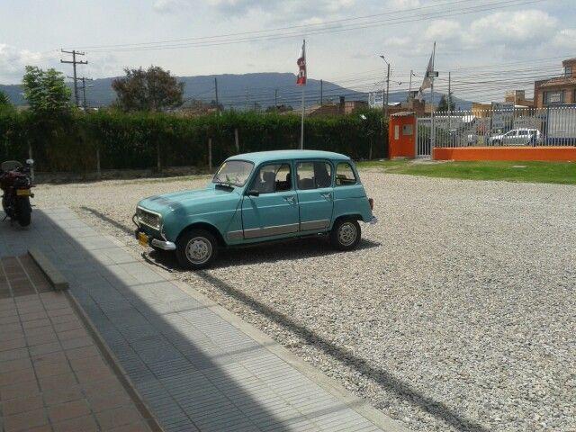 Renault 4 master 1985 Bogota-Colombia