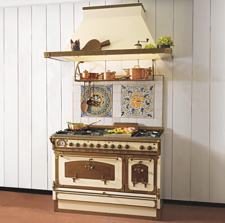 Les Meilleures Images Du Tableau Cucina Sur Pinterest - Cuisiniere grande largeur pour idees de deco de cuisine
