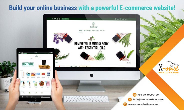 Build your online business with a powerful #eCommerce Website.  #ecommercedevelopment #ecommercesolutions