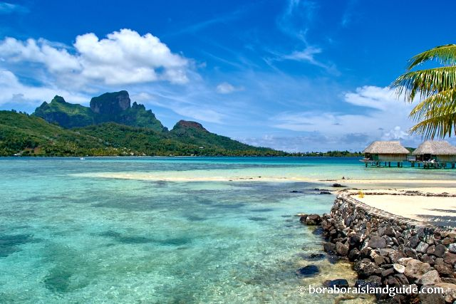 Where is Bora Bora? Mysterious Bora Bora is the most sought after Jewel of French Polynesia