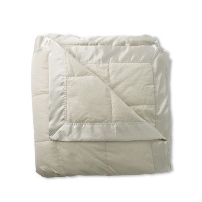 Sunflower Hometex Down Blanket Size: