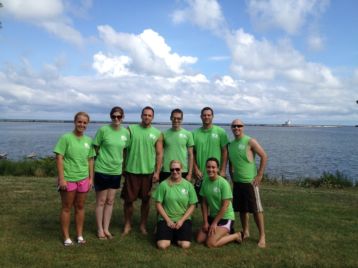 Corporate Challenge 2012-Volleyball