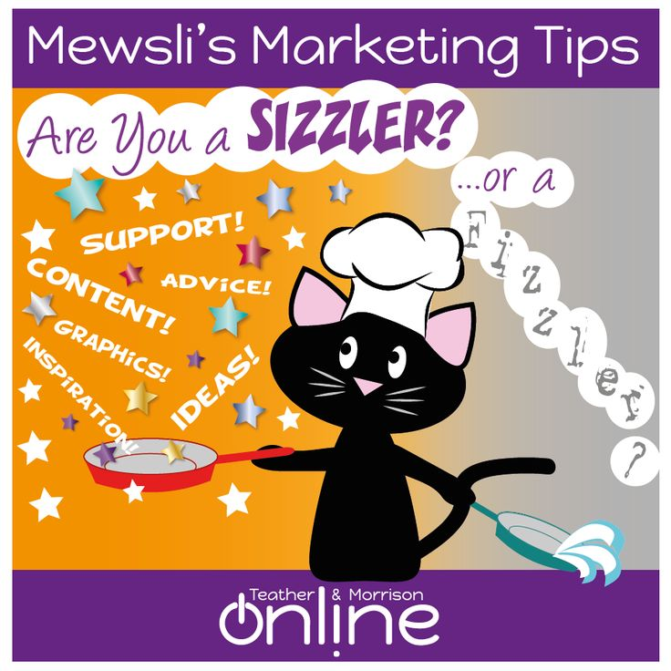 Are YOU a SIZZLER or a fizzler? Don't fizzle out...Sell the Sizzle!!! #Mewsli #Smallbiz #Marketing
