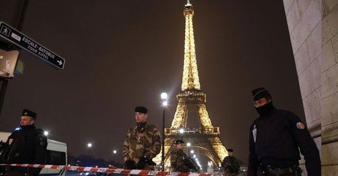 """Paris: French police said they arrested a man near the Eiffel Tower in Paris on Friday night, after media reports of a security alert. """"A person was arrested, the incident is finished,"""" an official at Paris police said. """"He wasn't armed, we'll know more about his motives tomorrow,"""" the official..."""