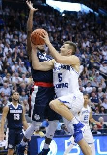 BYU Basketball's Kyle Collinsworth named WCC Player of the Year