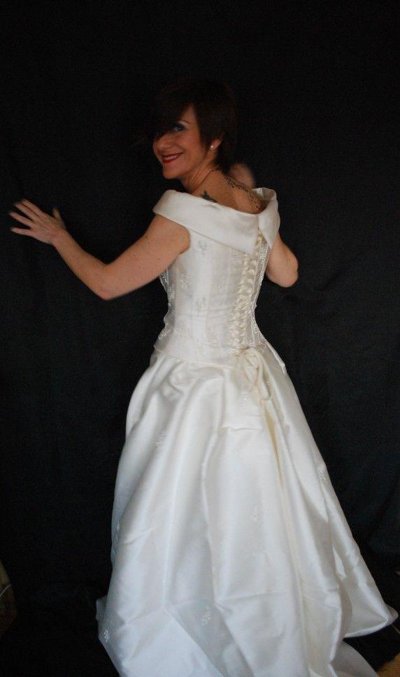 Vestido de novia Sant Patrick.