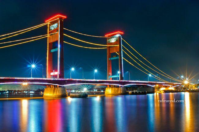 ampera bridge @Syamsir Alam