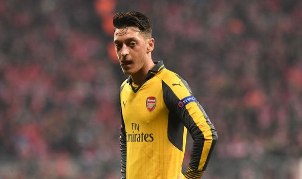 Mesut Ozil makes shock return to the Arsenal squad: This player makes way with illness   via Arsenal FC - Latest news gossip and videos http://ift.tt/2naYafB  Arsenal FC - Latest news gossip and videos IFTTT