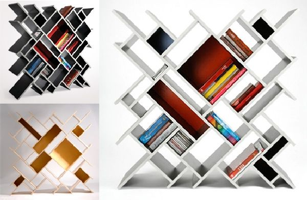 I could build this book case!
