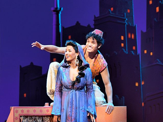 Aladdin - Broadway Tickets from TodayTix