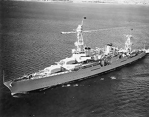 USS Houston  USS Houston (CA-30) sunk by gunfire and torpedoes of Japanese warships in Sunda Strait, Netherlands East Indies, 1 March 1942.