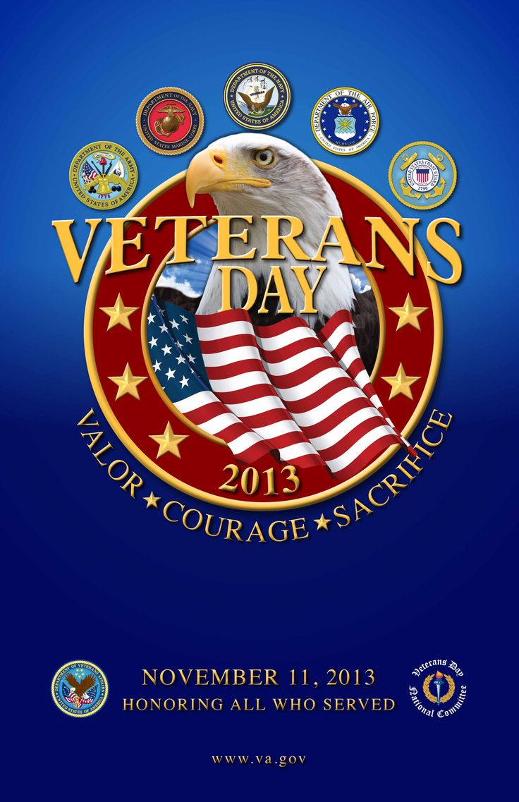 Honoring Veterans on their special day of honor (Which is Really EVERY DAY AMERICA!!)!