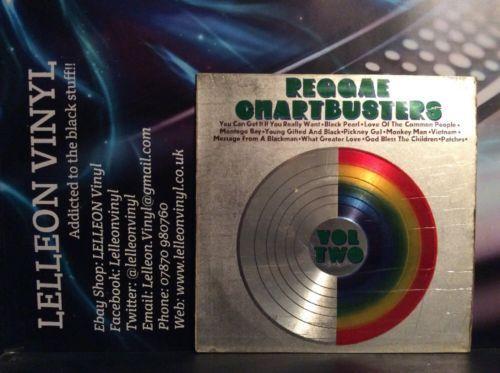 Reggae Chartbusters Vol 2 LP Album Vinyl TBL147 70's Trojan Records Music:Records:Albums/ LPs:Reggae/ Ska:Roots