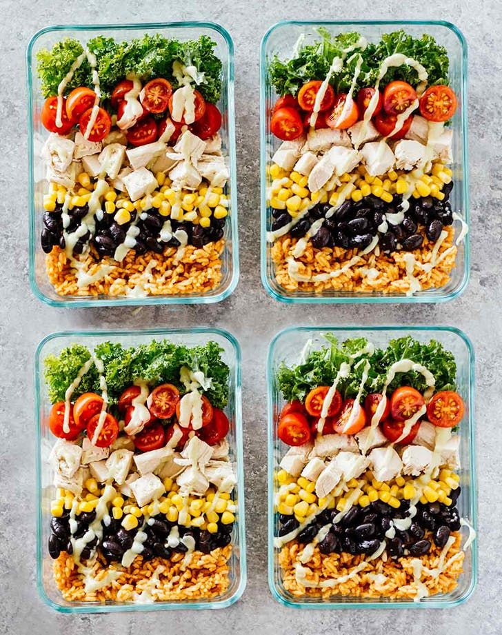 27 Chicken Meal Prep Recipes That Never Get Boring Lunch Ideas
