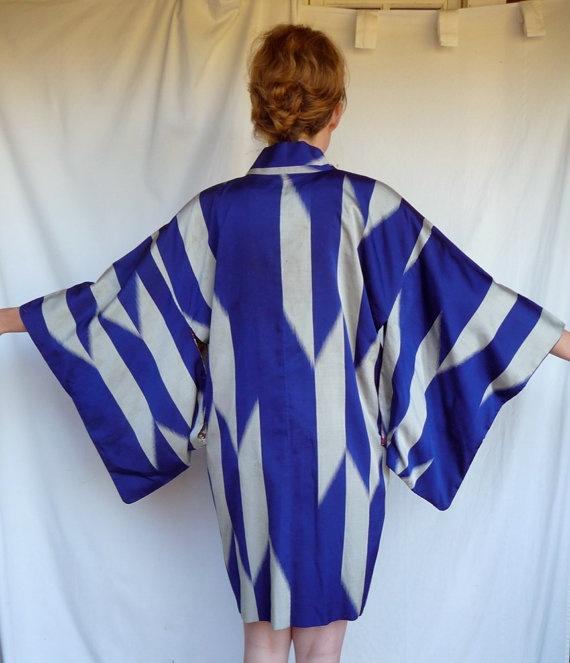// vintage kimono