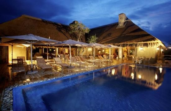 Kapama River Lodge, Kapama Private Game Reserve, South Africa