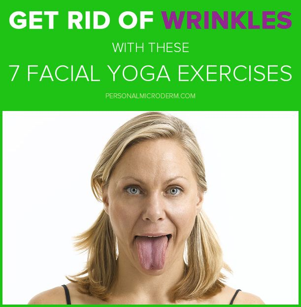 7 Facial Workouts To Prevent Wrinkles | Personal Microderm a great botox alternative for exfoliating and renewing skins cells.