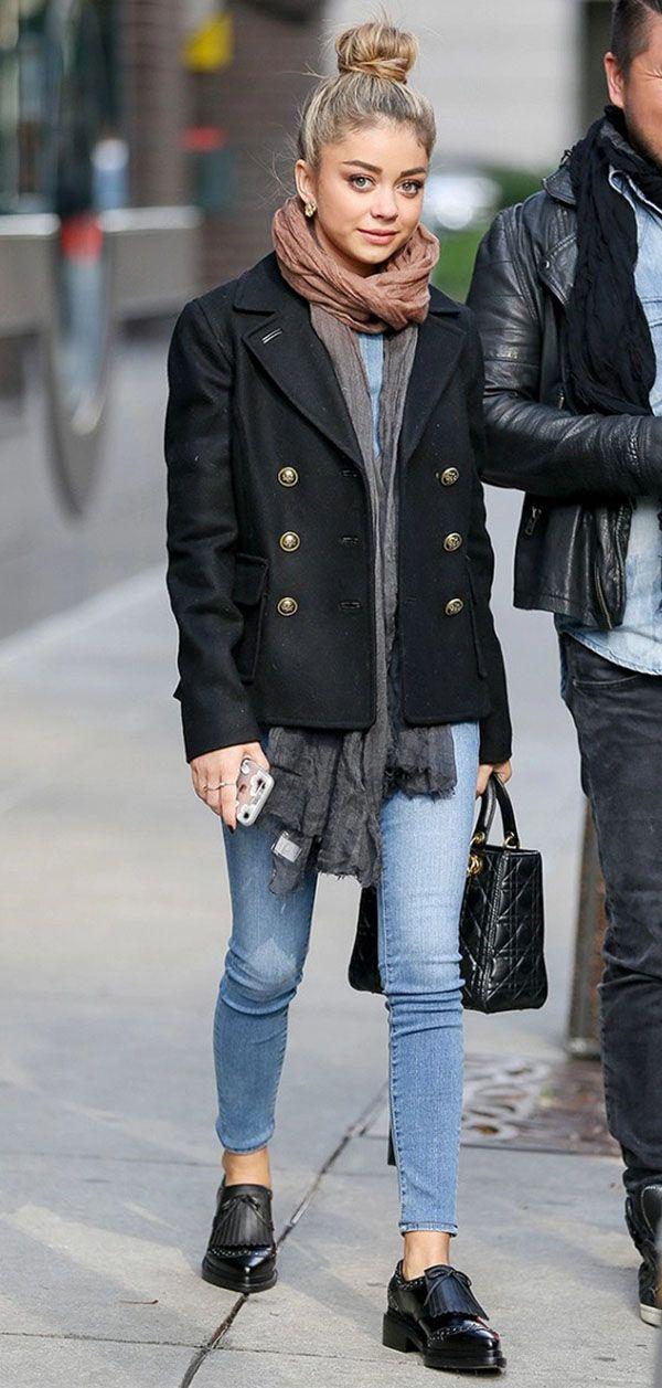 A gente até entende que o frio está de arrepiar até o último fio de cabelo, mas todos os pés precisam de um descanso das botas. Em 7 looks, te mostramos como atualizar o seu #ootd de inverno com s…
