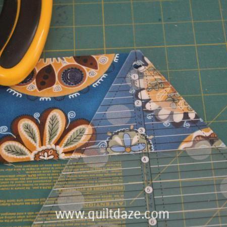 one block wonder quilt block tutorial